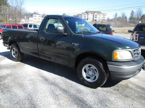 2003 Ford F-150 for sale at Saratoga Motors in Gansevoort NY
