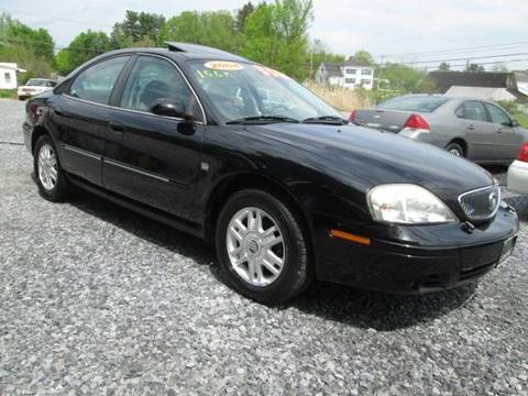 2004 Mercury Sable for sale at Saratoga Motors in Gansevoort NY