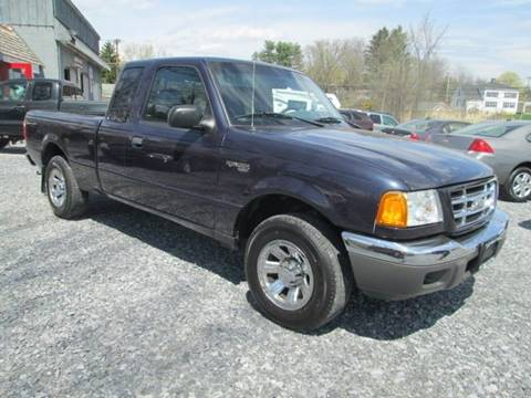 2003 Ford Ranger for sale at Saratoga Motors in Gansevoort NY