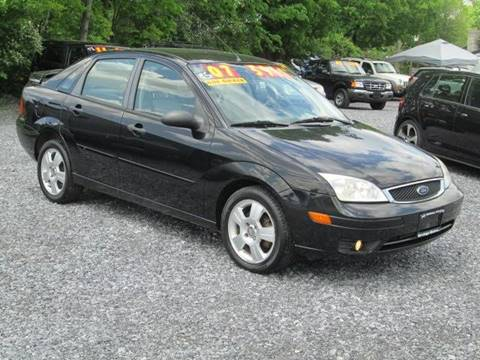 2007 Ford Focus for sale at Saratoga Motors in Gansevoort NY