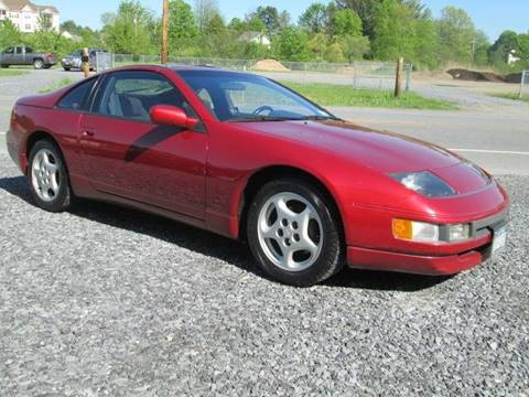 1990 Nissan 300ZX for sale at Saratoga Motors in Gansevoort NY