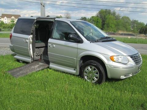 2005 Chrysler Town and Country for sale at Saratoga Motors in Gansevoort NY