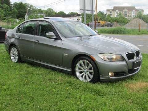 2011 BMW 3 Series for sale at Saratoga Motors in Gansevoort NY