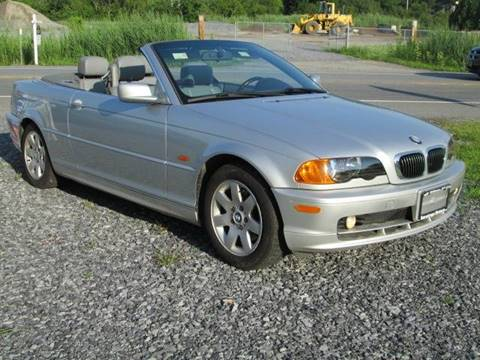 2001 BMW 3 Series for sale at Saratoga Motors in Gansevoort NY