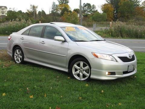 2009 Toyota Camry for sale at Saratoga Motors in Gansevoort NY