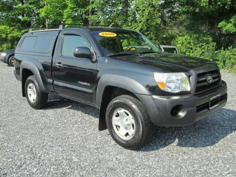 2006 Toyota Tacoma for sale at Saratoga Motors in Gansevoort NY
