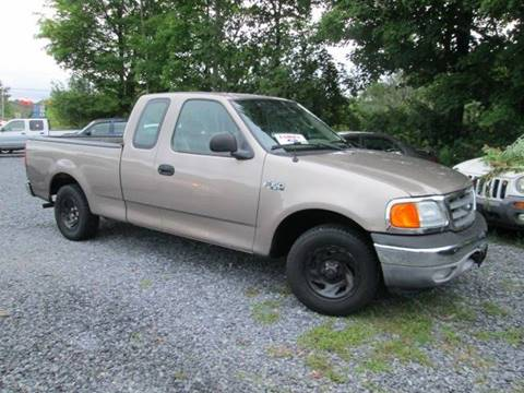 2004 Ford F-150 Heritage for sale at Saratoga Motors in Gansevoort NY