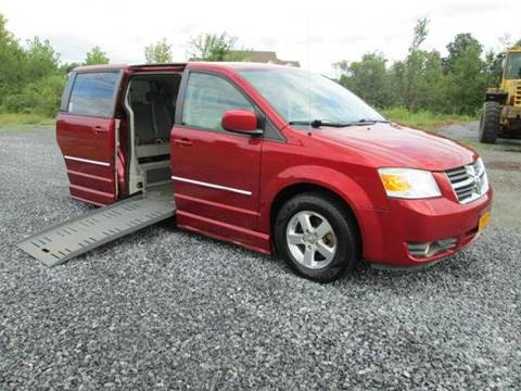 2008 Dodge Grand Caravan for sale at Saratoga Motors in Gansevoort NY