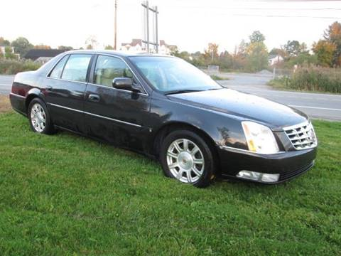 2008 Cadillac DTS for sale at Saratoga Motors in Gansevoort NY