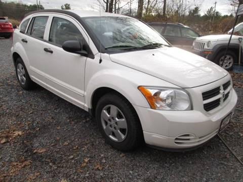 2008 Dodge Caliber for sale at Saratoga Motors in Gansevoort NY