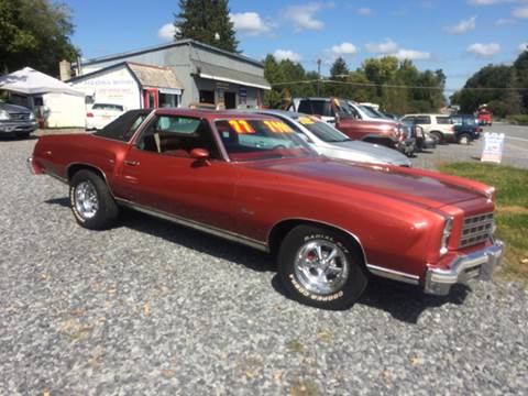 Used 1977 Chevrolet Monte Carlo For Sale In South Carolina