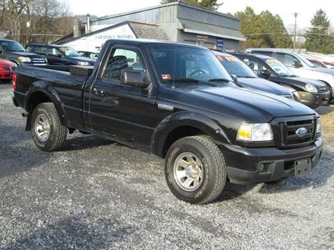 2007 Ford Ranger for sale at Saratoga Motors in Gansevoort NY