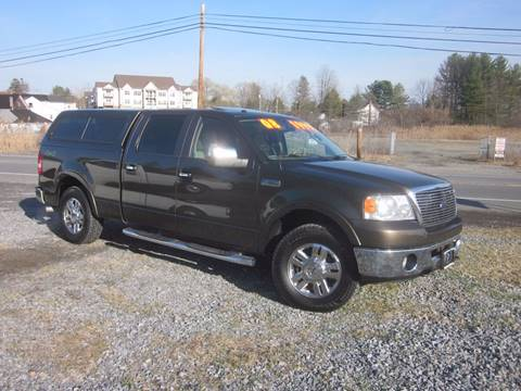 2008 Ford F-150 for sale at Saratoga Motors in Gansevoort NY