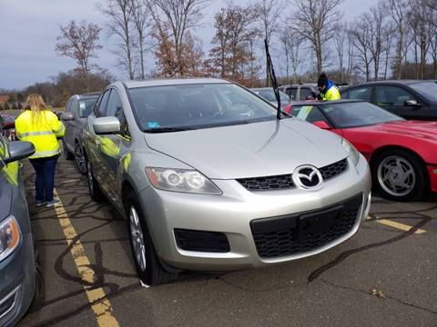 2008 Mazda CX-7 for sale at Saratoga Motors in Gansevoort NY