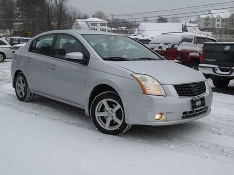 2008 Nissan Sentra for sale at Saratoga Motors in Gansevoort NY