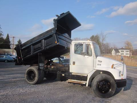 1999 Freightliner FL 70 for sale at Saratoga Motors in Gansevoort NY