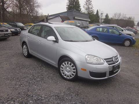 2009 Volkswagen Jetta for sale at Saratoga Motors in Gansevoort NY
