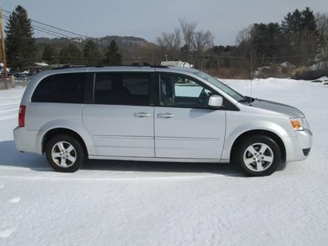 2010 Dodge Grand Caravan for sale at Saratoga Motors in Gansevoort NY