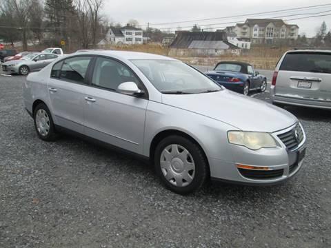 2006 Volkswagen Passat for sale at Saratoga Motors in Gansevoort NY