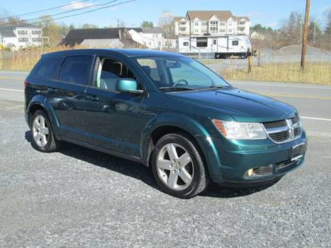 2009 Dodge Journey for sale at Saratoga Motors in Gansevoort NY