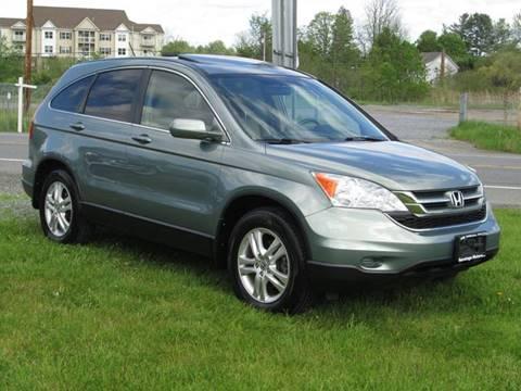 2011 Honda CR-V for sale at Saratoga Motors in Gansevoort NY