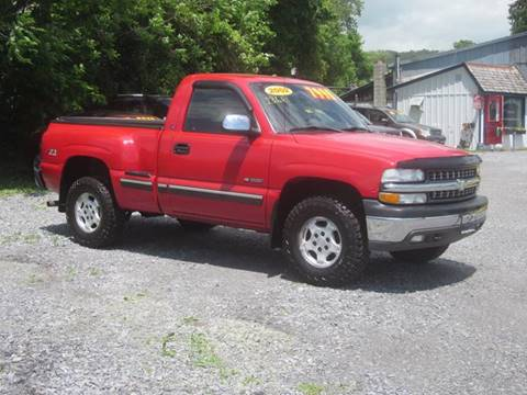 2002 Chevrolet Silverado 1500 for sale at Saratoga Motors in Gansevoort NY