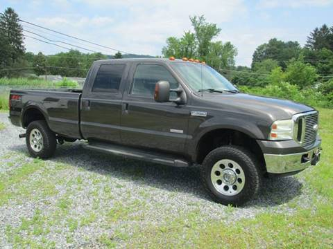 2006 Ford F-350 Super Duty for sale at Saratoga Motors in Gansevoort NY