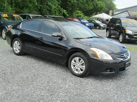 2010 Nissan Altima for sale in Gansevoort, NY