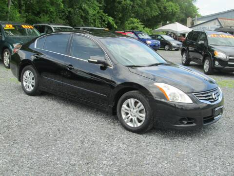 2010 Nissan Altima for sale at Saratoga Motors in Gansevoort NY