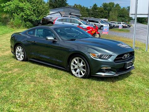 2015 Ford Mustang for sale in Gansevoort, NY