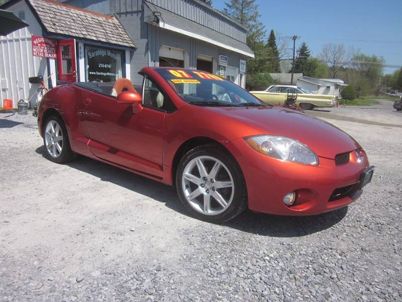 elmiserable spyder original mitsubishi convertible eclipse ride eclipsegt specs