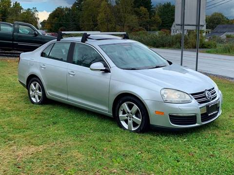2008 Volkswagen Jetta for sale at Saratoga Motors in Gansevoort NY