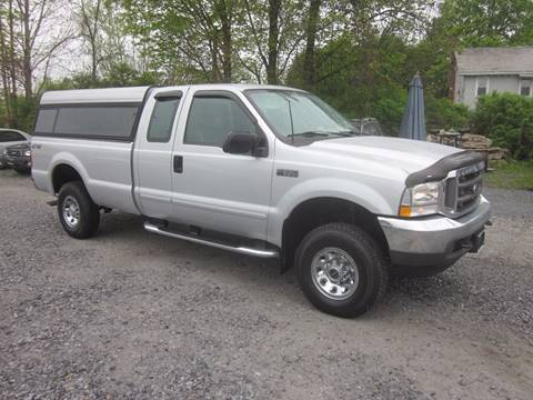 2004 Ford F-250 Super Duty for sale at Saratoga Motors in Gansevoort NY