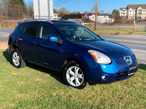 2009 Nissan Rogue for sale at Saratoga Motors in Gansevoort NY