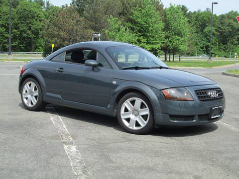 2004 Audi TT for sale at Saratoga Motors in Gansevoort NY