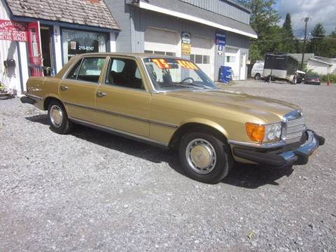 1975 Mercedes-Benz 280-Class for sale at Saratoga Motors in Gansevoort NY