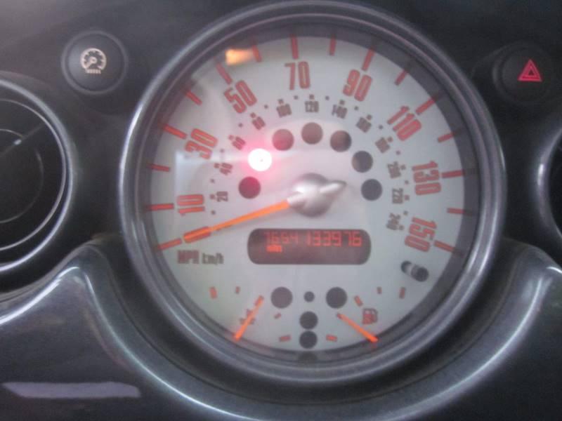 2004 MINI Cooper S 2dr Supercharged Hatchback - Gansevoort NY