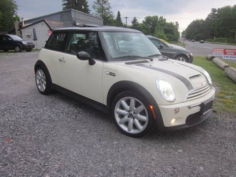 2004 MINI Cooper for sale at Saratoga Motors in Gansevoort NY