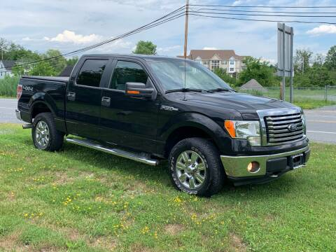 2012 Ford F-150 for sale at Saratoga Motors in Gansevoort NY