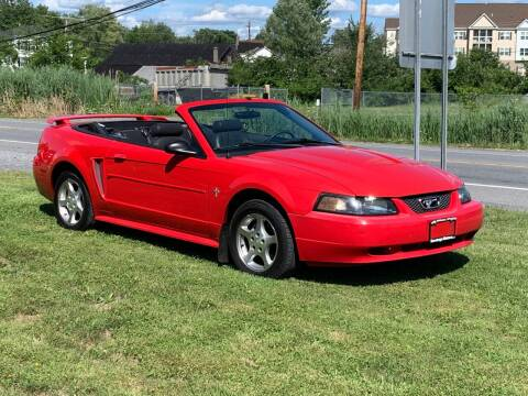 2003 Ford Mustang for sale at Saratoga Motors in Gansevoort NY