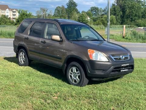 2004 Honda CR-V for sale at Saratoga Motors in Gansevoort NY
