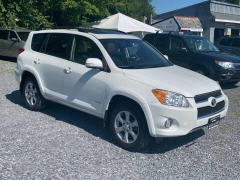 2010 Toyota RAV4 for sale at Saratoga Motors in Gansevoort NY