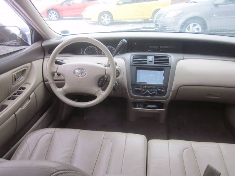 2002 Toyota Avalon Xls 4dr Sedan W Bucket Seats In Gansevoort Ny