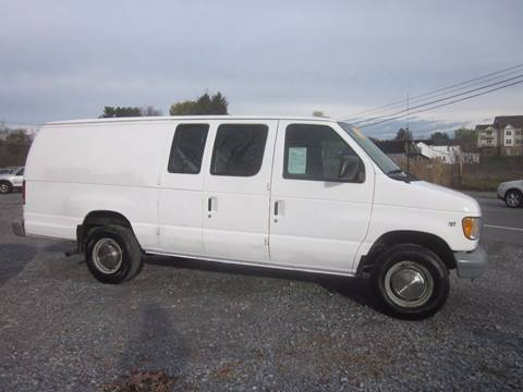 2000 Ford E-250 for sale at Saratoga Motors in Gansevoort NY