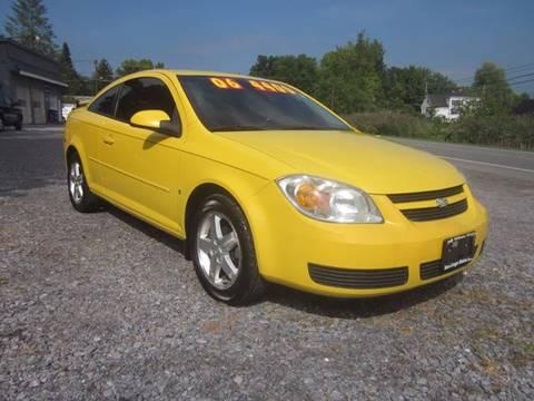 2006 Chevrolet Cobalt for sale at Saratoga Motors in Gansevoort NY