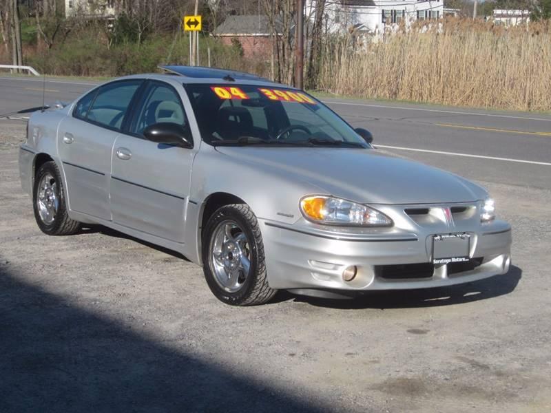 2004 pontiac grand am gt 4dr sedan in gansevoort ny saratoga motors. Black Bedroom Furniture Sets. Home Design Ideas