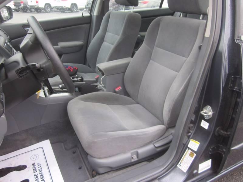 2004 Honda Accord EX 4dr Sedan In Gansevoort NY - Saratoga