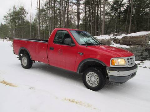 1999 Ford F-150 for sale at Saratoga Motors in Gansevoort NY