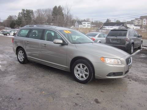 2008 Volvo V70 for sale at Saratoga Motors in Gansevoort NY