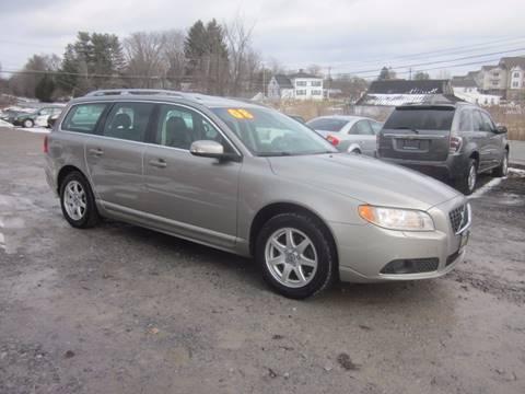 2008 Volvo V70 for sale at Saratoga Motors in Gansevoort NY